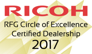 FlexPrint-Ricoh Circle Of Excellence-2017
